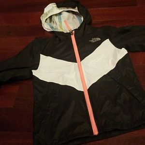 The North Face Jacket girls size 6